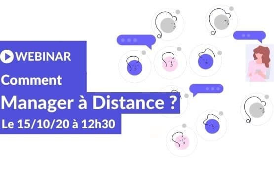 Webinar Manager à distance