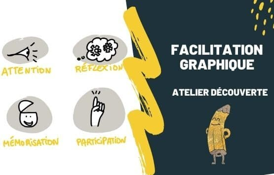 Ateliers gratuis de découverte de la facilitation graphique